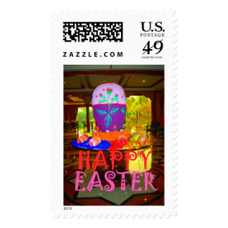 Create Your own Happy Easter Postage