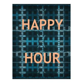 Create Your Own Happy Hour Letterhead