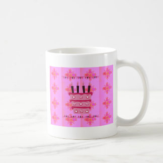 Create Your Own Have a Lovely Happy Birthday Coffee Mug