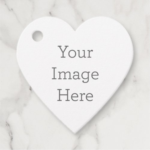 Create Your Own Heart_Shaped Favor Tags