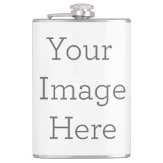 Create Your Own Hip Flask at Zazzle