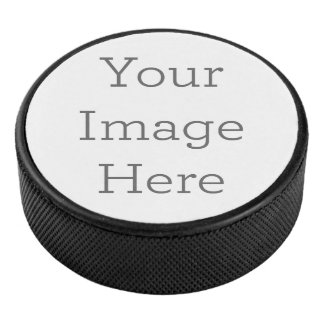 Create Your Own Hockey Puck