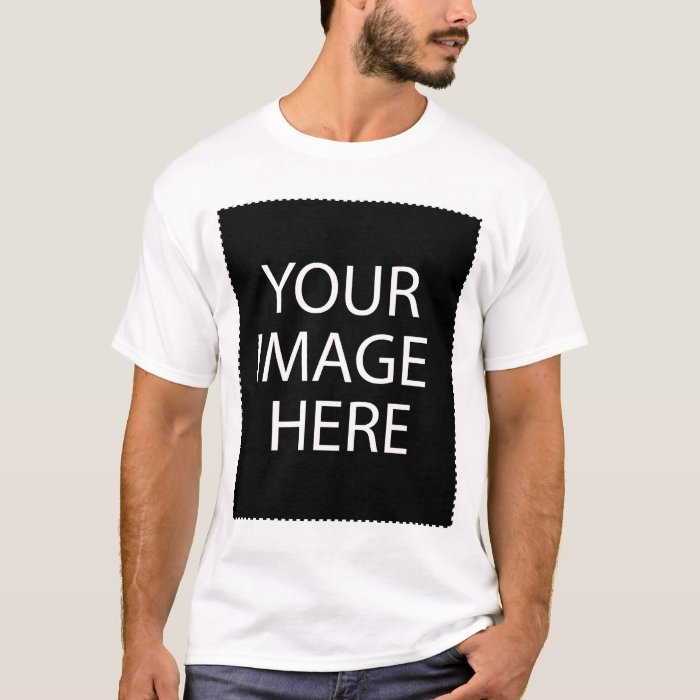 Create your own holiday gifts t shirt zazzle for Make and design your own t shirts