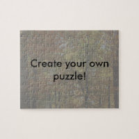Create Your Own Horizontal Family Fun Time Puzzle