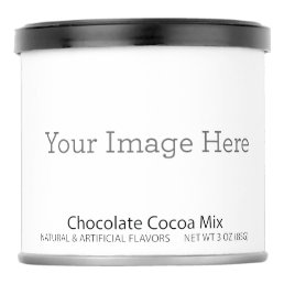 Create Your Own Hot Chocolate Drink Mix