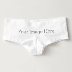 Create Your Own Hot Shorts at Zazzle