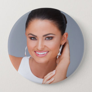 Create your own -  Huge 4 Inch Fan Button