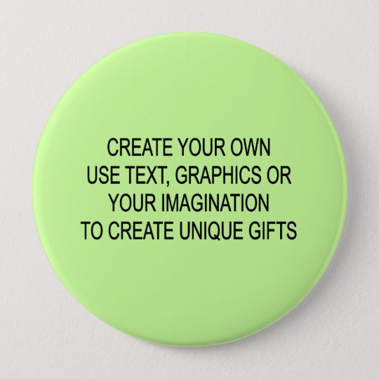 Create Your own Huge Button Badges
