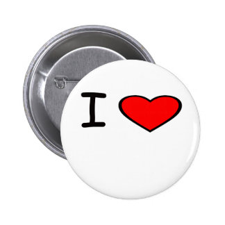 Create Your Own - I Heart... Pin