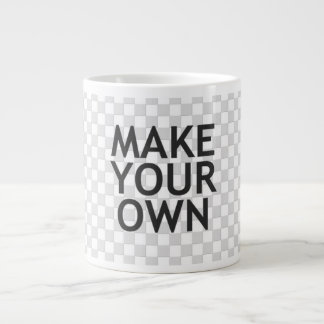 Create Your Own in One Easy Step! Large Coffee Mug