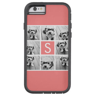 Create Your Own Instagram Collage Custom Monogram Tough Xtreme iPhone 6 Case