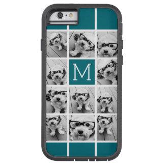 Create Your Own Instagram Collage Custom Monogram Tough Xtreme iPhone 6 Case