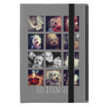 Create Your Own Instagram Collage Custom Text Cover For iPad Mini