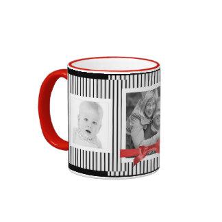 Create Your Own Instagram Family Photo Ringer Mug