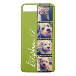 Create Your Own Instagram Photo Collage iPhone 7 Plus Case