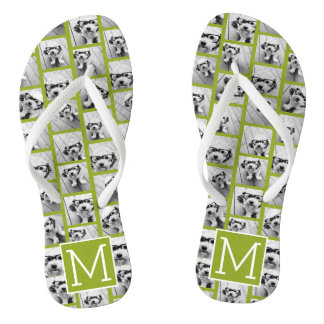 Create Your Own Instagram Photo Collage Lime Flip Flops