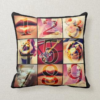 Create Your Own Instagram Throw Pillows