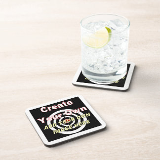 Create Your Own Instant Pproduct Drink Coaster