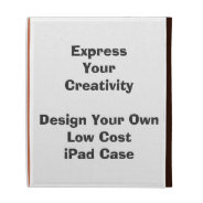 Create Your Own iPad Case (Caseable) at Zazzle