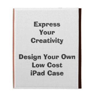Create Your Own iPad Case (Caseable)