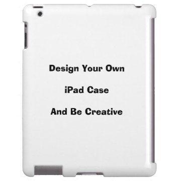 Create Your Own iPad Case Design at Zazzle