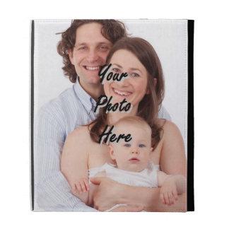 Create your own iPad folio case