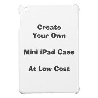 Create Your Own Ipad Mini Case (case Savvy) at Zazzle