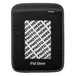 Create Your Own iPad Rickshaw Sleeve 1 iPad Sleeve