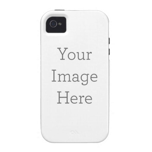 Create Your Own iPhone 4 Barely There Case iPhone 4/4S Case