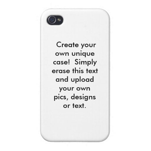 Create Your Own Iphone 4 Case Zazzle