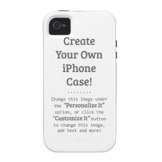Create Your Own iPhone 4 Case template