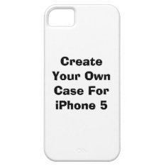 Create Your Own Iphone 5/5s Case (casemate) at Zazzle