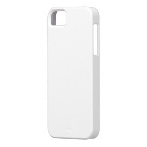 Create Your Own iPhone 5 Barely There Case iPhone 5 Case