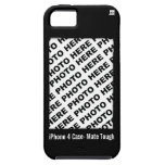 Create Your Own iPhone 5 Tough Case Black iPhone 5 Case