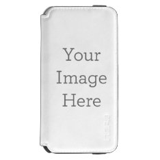 Create Your Own Iphone 6/6s Wallet Case at Zazzle