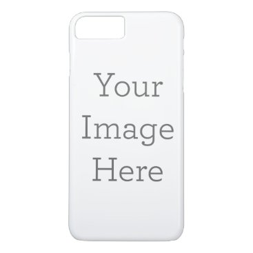 Beach Themed Create Your Own iPhone 8 Plus/7 Plus Case