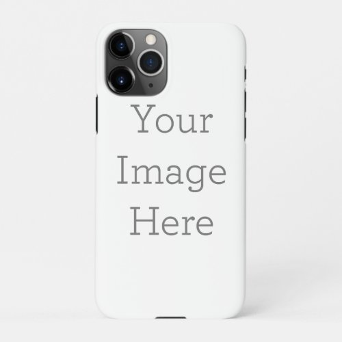 Create Your Own iPhone 11Pro Case