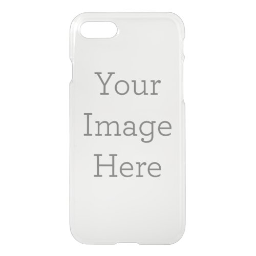Create Your Own iPhone SE (2nd gen) Phone Case