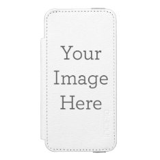 Create Your Own Iphone Se/5/5s Wallet Case at Zazzle