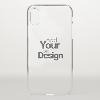 Create Your Own iPhone X Deflector Case