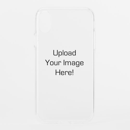 cheap for discount e33eb cfca1 Create-Your-Own iPhone XR Clear Bumper Photo Case