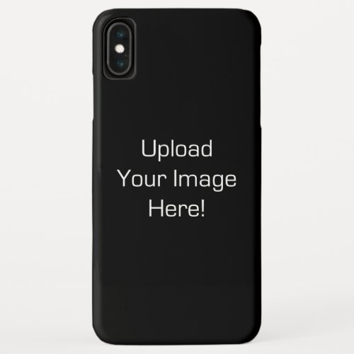 Create-Your-Own iPhone XS Max Case-Mate Photo Case