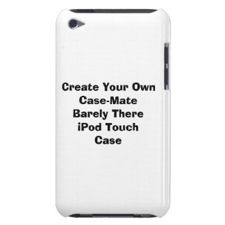 Create Your Own iPod Touch 4G Case