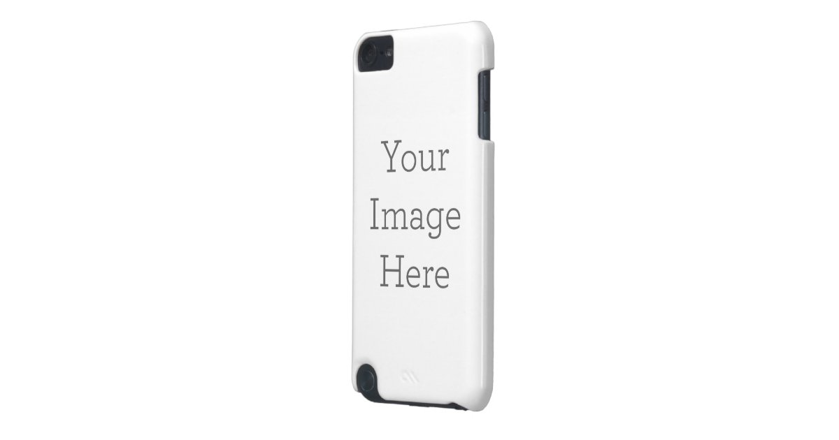 create your own ipod touch 5g case