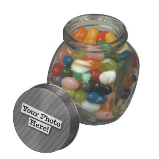 Create Your Own Jelly Belly Candy Jars