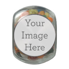 Create Your Own Jelly Belly Glass Jar at Zazzle