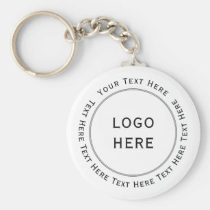 Your Own Image Here Metal Keychains & Lanyards | Zazzle