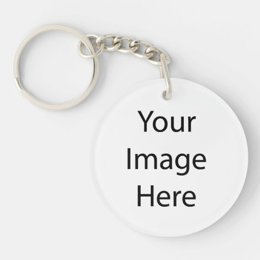 Create Your Own Acrylic Key Chain