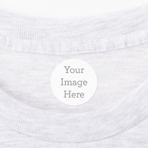Create Your Own Kids Iron On Clothing Labels