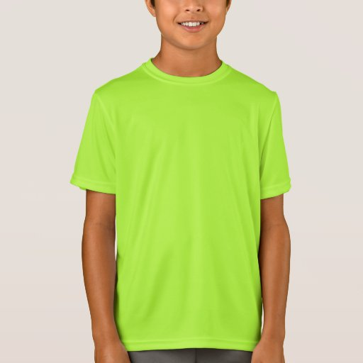 Create your own kids 39 sports basic t shirt zazzle for Design your own athletic shirt